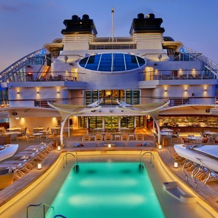 Journey Ships: Luxury Epitomized